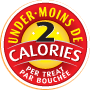 Under 2 Calories Badge